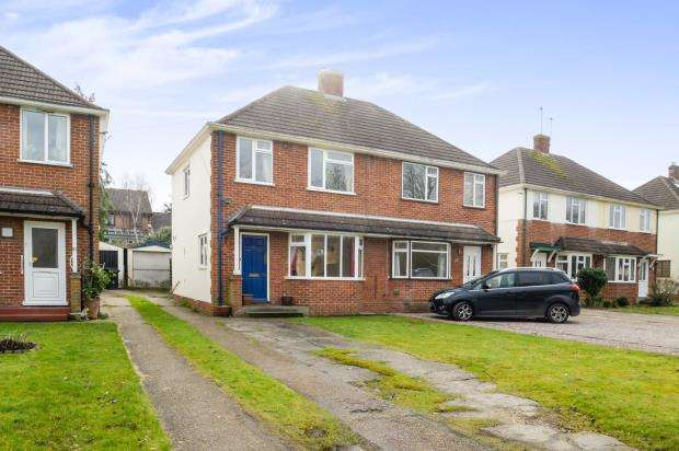 3 Bedrooms Semi Detached House for sale in Fetcham, Leatherhead, Surrey