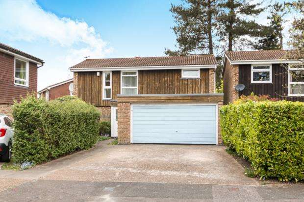 4 Bedrooms Detached House for sale in Bracknell, Woodenhill, Berkshire