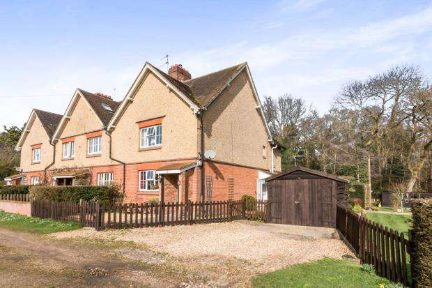 2 Bedrooms End Of Terrace House for sale in Rotherwick, Hook