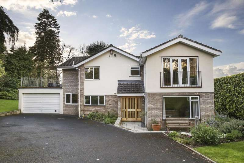 5 Bedrooms Detached House for rent in Mariners Drive, Sneyd Park, BS9