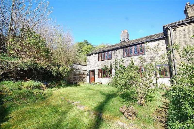 4 Bedrooms Semi Detached House for sale in Hall Houses, Shibden, Halifax, HX3