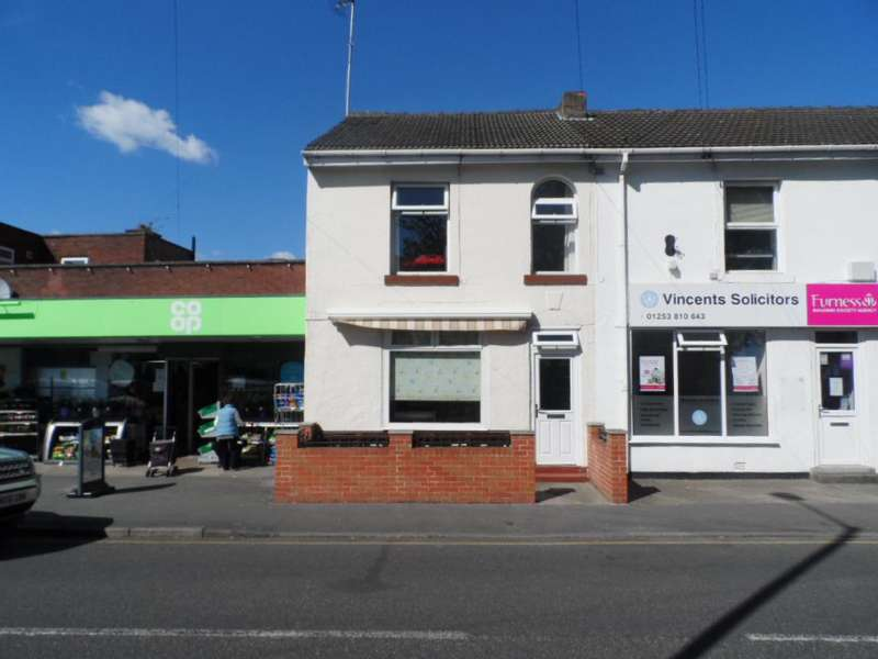 Retail Property (high Street) Commercial for sale in Lancaster Road, KNOTT END, FY6 0AU