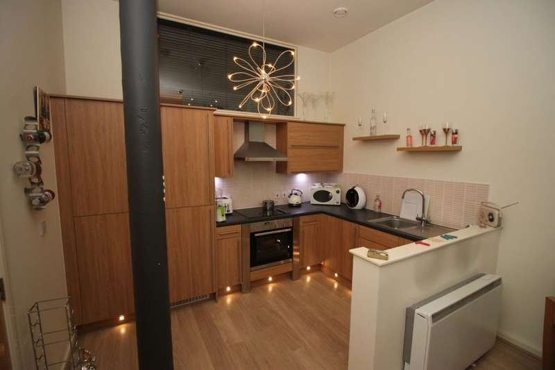 2 Bedrooms Flat for sale in Holden Mill Blackburn Road, Bolton, BL1