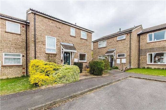 2 Bedrooms End Of Terrace House for sale in Rowlands Close, Foxton, Cambridge
