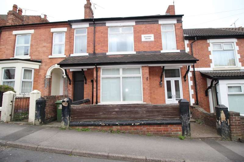 3 Bedrooms Property for sale in Fletcher Street, Heanor, DE75