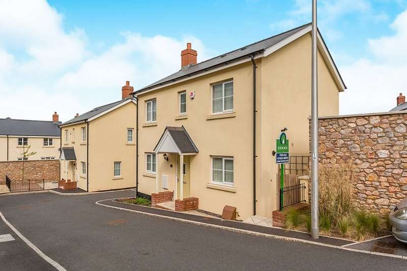 3 Bedrooms Detached House for sale in Charles Road, Kingskerswell, Newton Abbot, TQ12