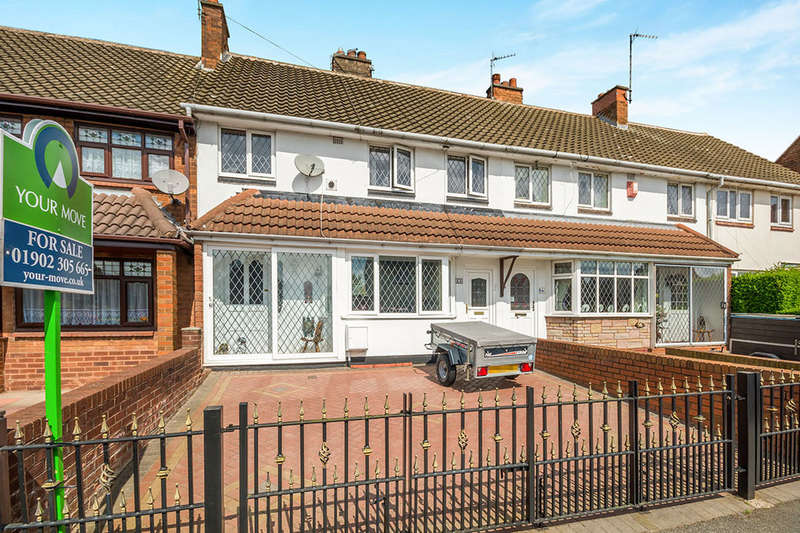 3 Bedrooms Property for sale in Netley Road, Walsall, WS3