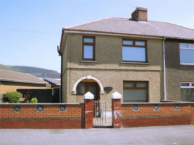 3 Bedrooms Semi Detached House for sale in Addison Road, Aberavon, Port Talbot, West Glamorgan