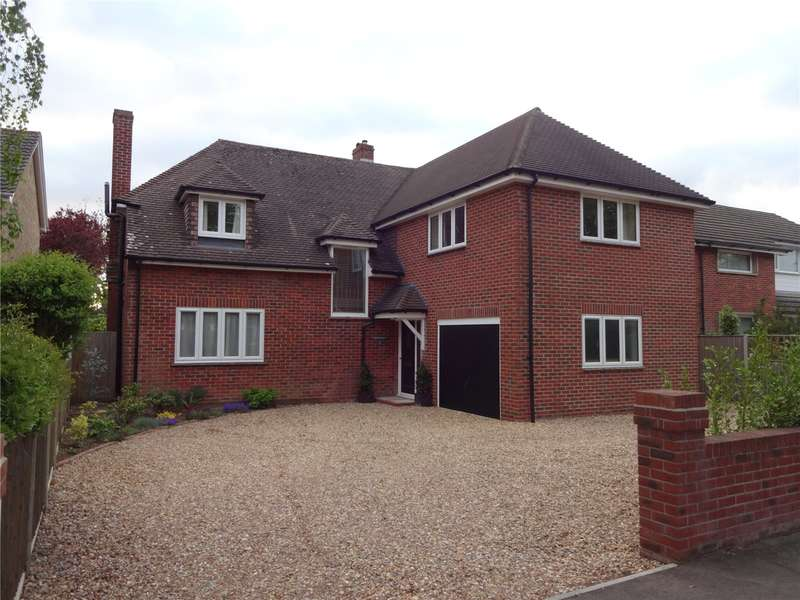 4 Bedrooms Detached House for sale in Southbourne Avenue, Emsworth, Hampshire, PO10