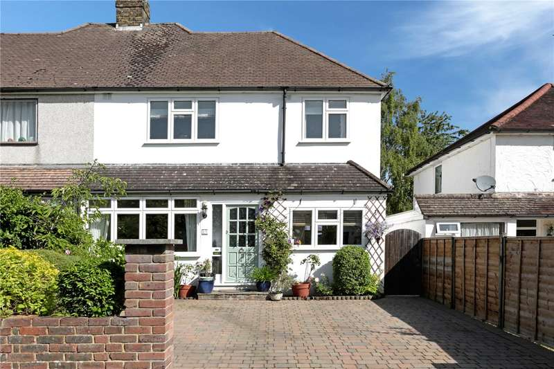3 Bedrooms Semi Detached House for sale in Bosville Road, Sevenoaks, Kent, TN13
