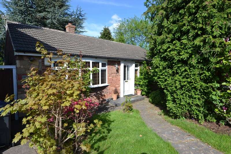 2 Bedrooms Detached Bungalow for sale in Meadow View, Moseley, Birmingham