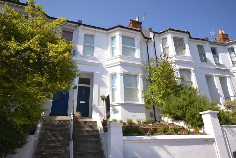 4 Bedrooms Terraced House for sale in Roundhill Crescent, Brighton