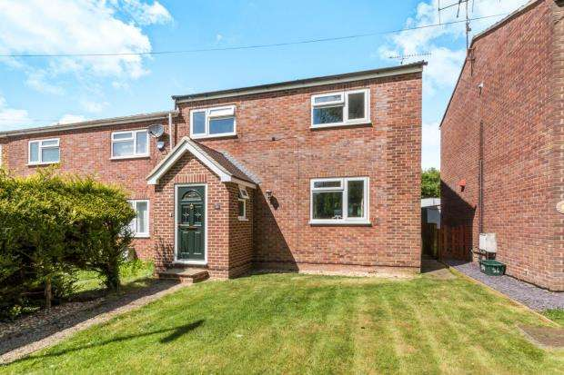 3 Bedrooms End Of Terrace House for sale in Tadley, Hampshire, England