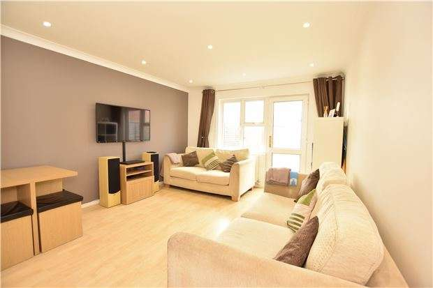 2 Bedrooms Terraced House for sale in Long Beach Road, Longwell Green, BRISTOL, BS30 9XD