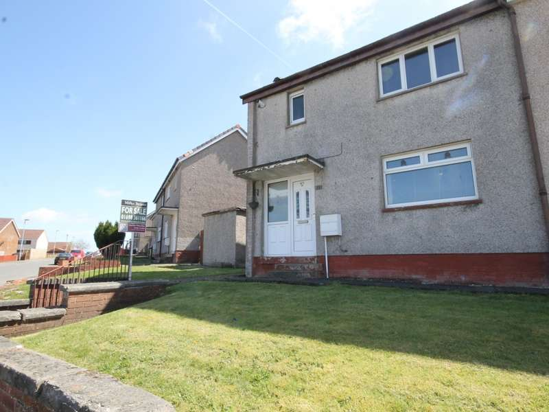 2 Bedrooms Semi Detached House for sale in 49 Appin Terrace, Shotts, ML7 5JP
