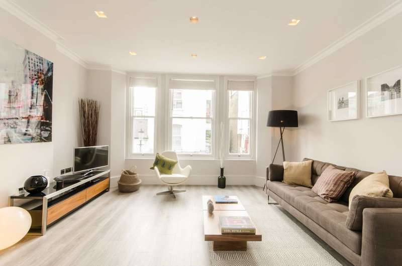 1 Bedroom Flat for sale in Kenway Road, Earls Court, SW5