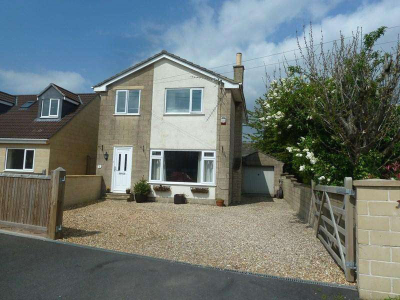 3 Bedrooms Detached House for sale in Wellow Lane, Peasedown St. John, Bath