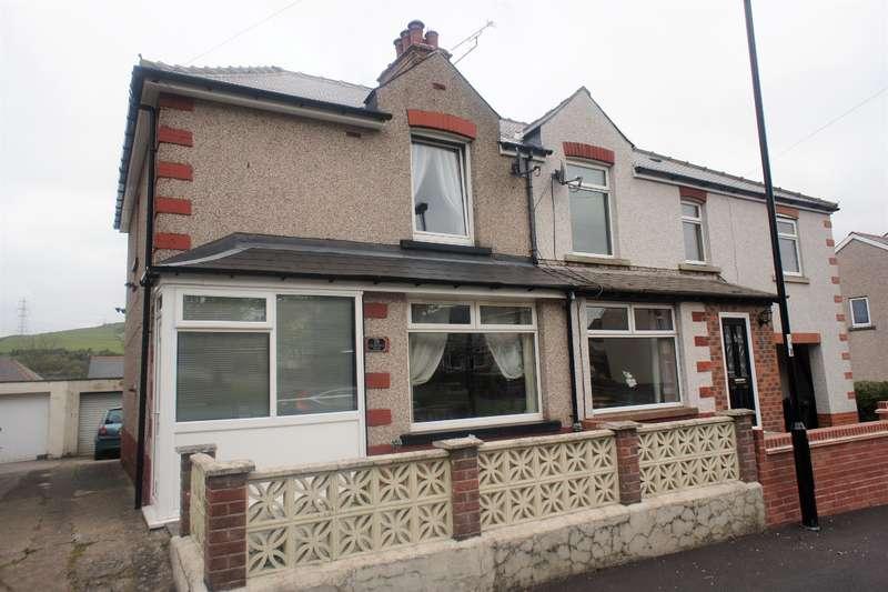 3 Bedrooms Semi Detached House for sale in Melbourne Road, Stocksbridge, Sheffield, S36 1EF