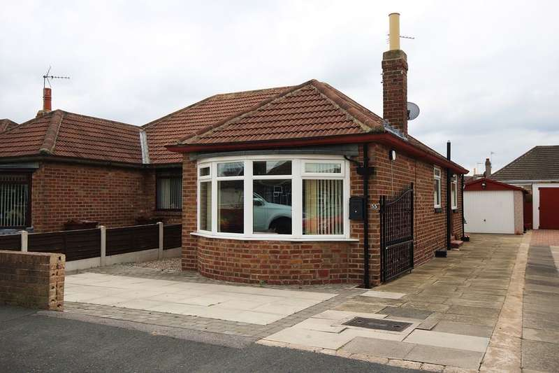 2 Bedrooms Semi Detached Bungalow for sale in Kennerleigh Avenue, Leeds, LS15