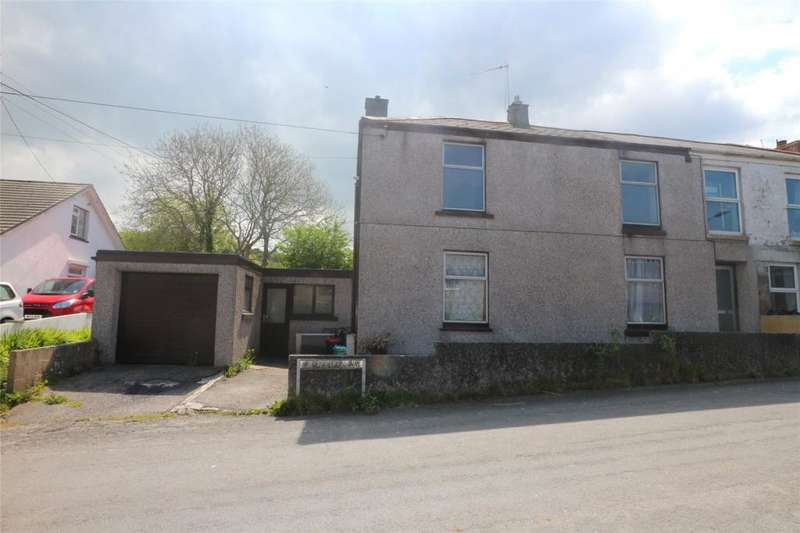 2 Bedrooms End Of Terrace House for sale in Pengegon Way, Camborne