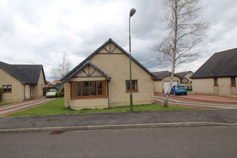 3 Bedrooms Detached Bungalow for sale in Burnside Terrace, Addiewell, West Calder, EH55