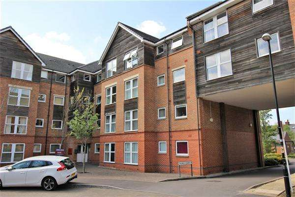 2 Bedrooms Apartment Flat for sale in Florey Court, Swindon