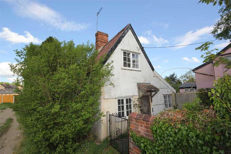 1 Bedroom Cottage House for sale in The Little Cottage, Glemsford