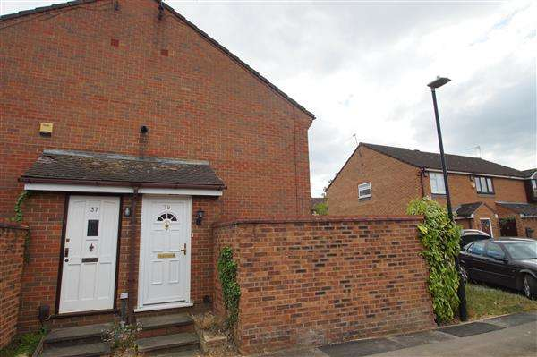1 Bedroom End Of Terrace House for sale in Pearl Gardens, Cippenham