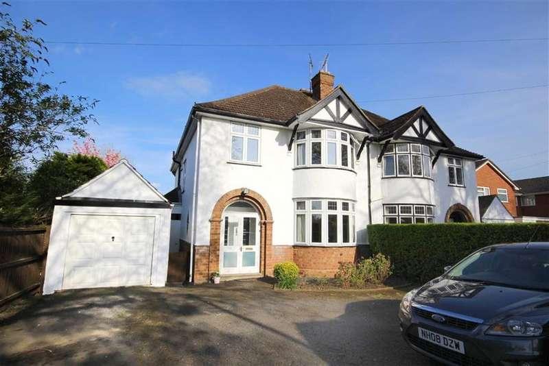 4 Bedrooms Semi Detached House for sale in Leckhampton Road, Leckhampton, Cheltenham, GL53