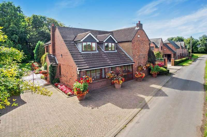 4 Bedrooms Detached House for sale in Hipsley Lane, Baxterley, CV9 2HS