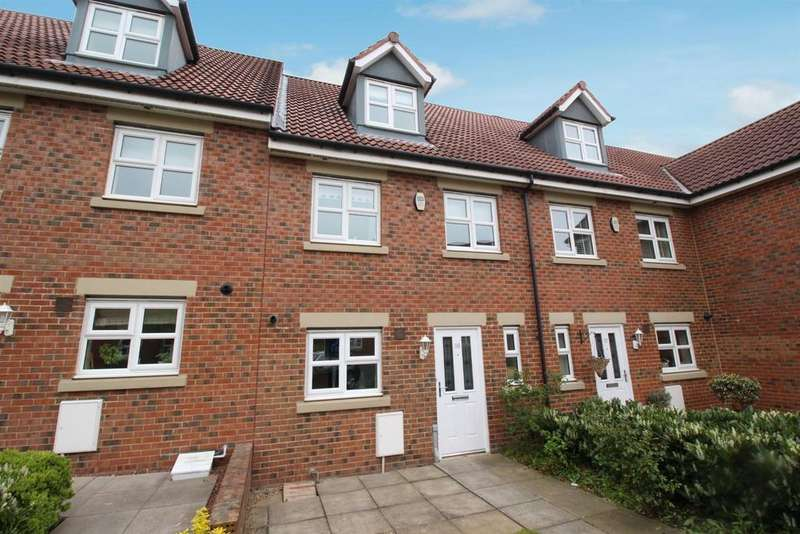 4 Bedrooms House for sale in Hawks Edge, West Moor, Newcastle Upon Tyne