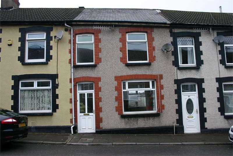 2 Bedrooms Terraced House for sale in 90 Wood Street, Cilfynydd, Pontypridd, Rhondda Cynon Taff, CF37 4DD
