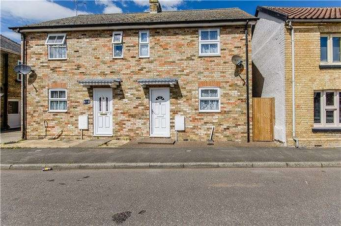 2 Bedrooms Semi Detached House for sale in Station Road, Littleport, Ely