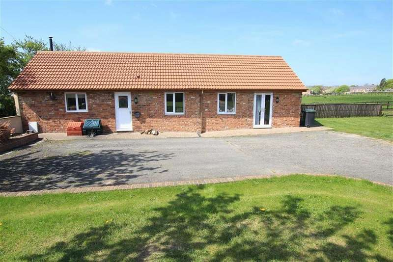 3 Bedrooms Detached Bungalow for sale in Standalone Farm, Chilton, County Durham
