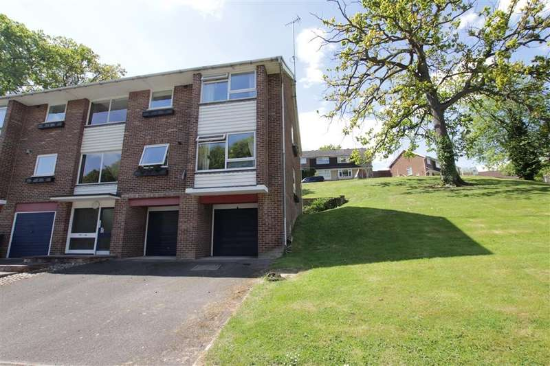 2 Bedrooms Flat for sale in Starlings Drive, Tilehurst, Reading, RG31
