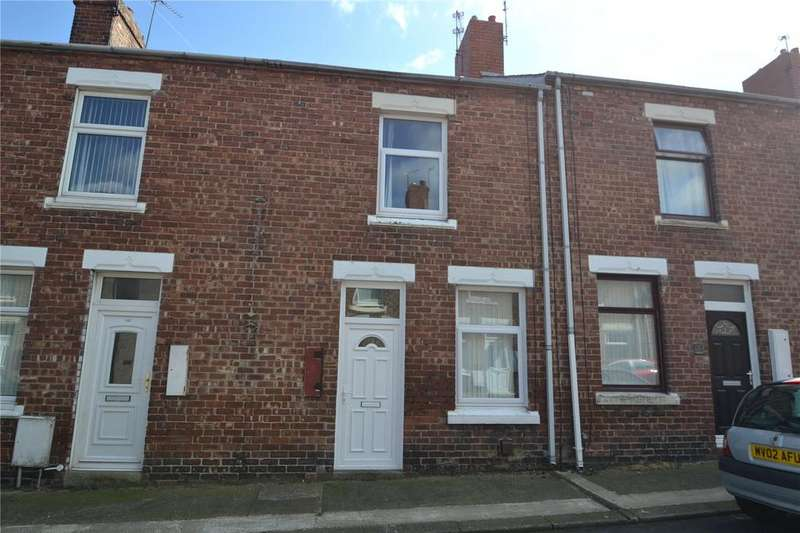 2 Bedrooms Terraced House for sale in Tenth Street, Blackhall, Co.Durham, TS27