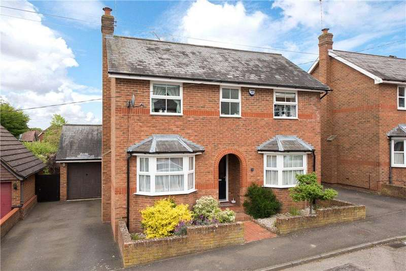 4 Bedrooms Detached House for sale in Queen Street, Tring, Hertfordshire