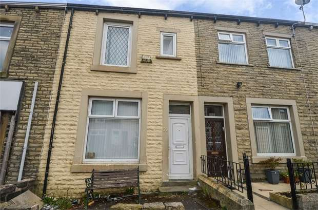 4 Bedrooms Terraced House for sale in Garbett Street, Accrington, Lancashire