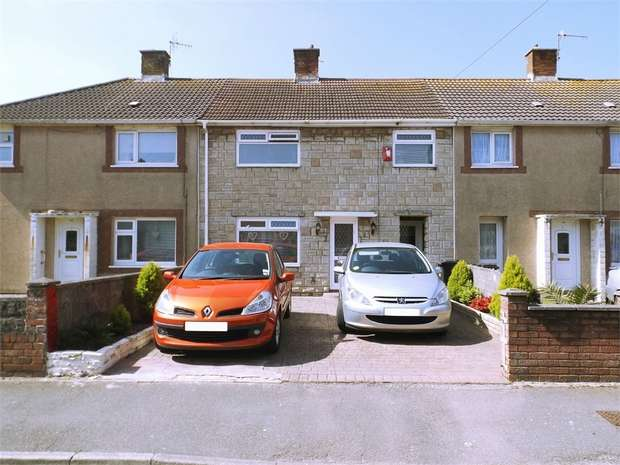 3 Bedrooms Terraced House for sale in Ocean Way, Port Talbot, West Glamorgan
