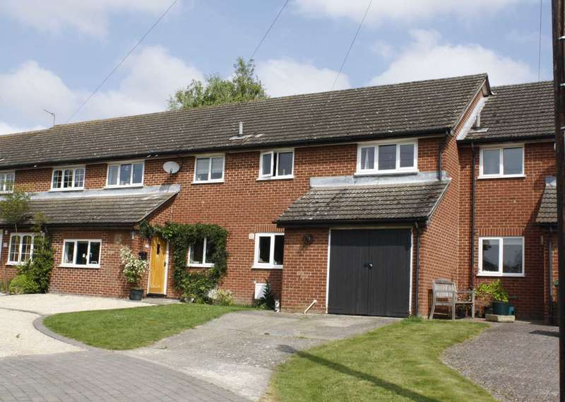 3 Bedrooms Terraced House for sale in Kings Orchard, Brightwell-Cum-Sotwell