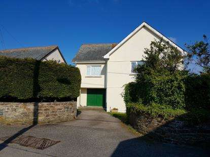 5 Bedrooms Detached House for sale in St. Columb, Cornwall
