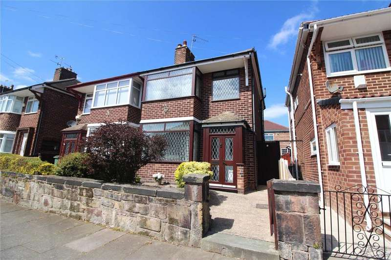 3 Bedrooms Semi Detached House for sale in Everest Road, Tranmere, Merseyside, CH42