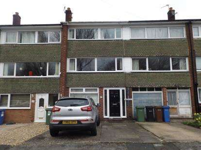 5 Bedrooms Terraced House for sale in Lowndes Close, Offerton, Stockport, Cheshire