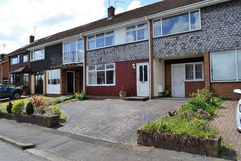 3 Bedrooms Terraced House for sale in Hafod Road, Ponthir