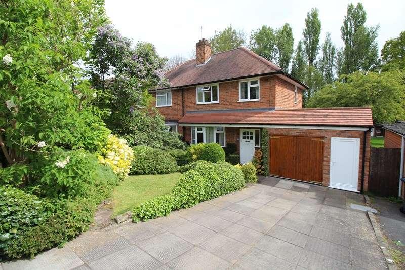 3 Bedrooms Semi Detached House for sale in Hollie Lucas Road, Kings Heath, Birmingham