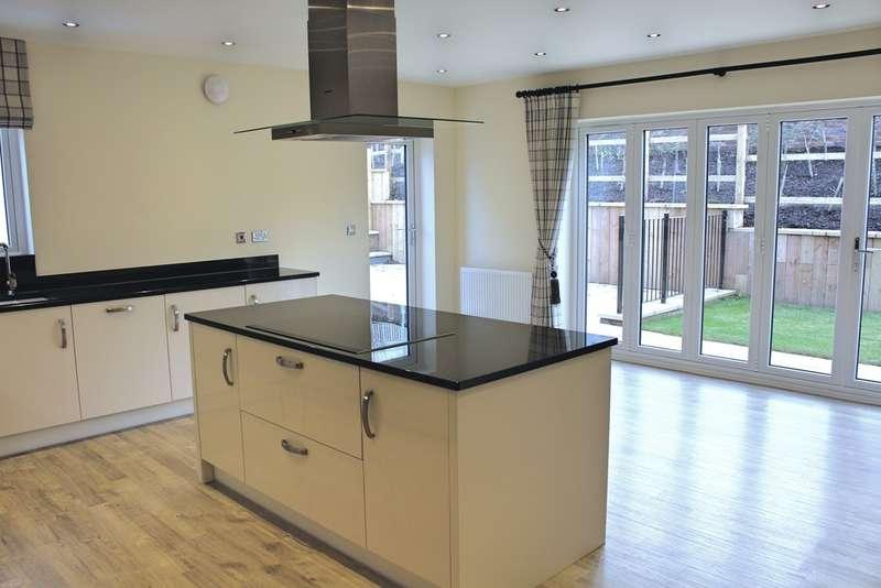 4 Bedrooms Detached House for sale in Salcombe View, Batson Cross, Salcombe