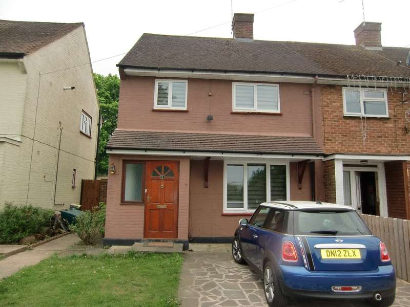 3 Bedrooms End Of Terrace House for sale in Weall Green, Garston Watford