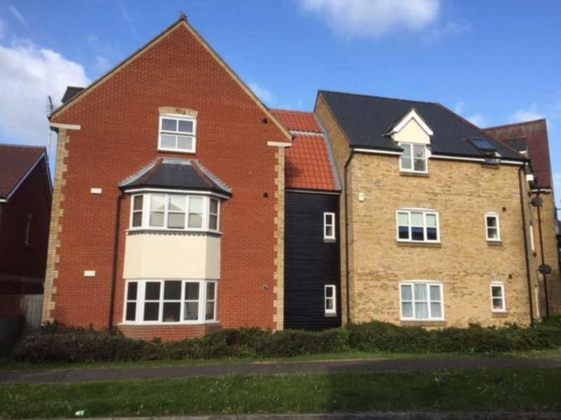 2 Bedrooms Apartment Flat for sale in Bramble Tye, Noak Bridge