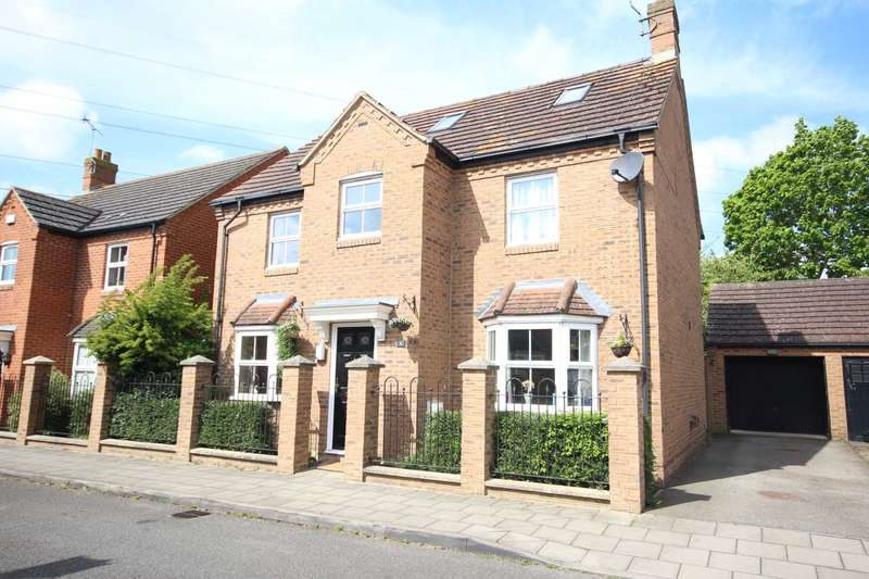5 Bedrooms Detached House for sale in Stuchbury Close, Fairford Leys