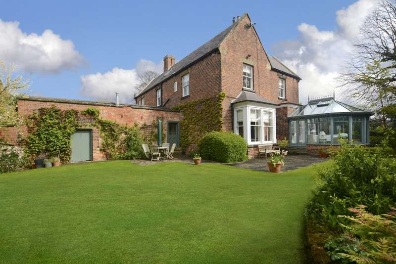 5 Bedrooms Detached House for sale in Harewood House, 28 Harewood Lane, Romanby, Northallerton, DL7 8BQ